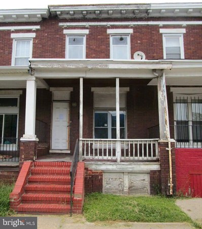 1218 Bonaparte Avenue, Baltimore, MD 21218 - #: MDBA490118