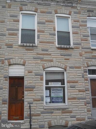 229 N Port Street, Baltimore, MD 21224 - #: MDBA490240
