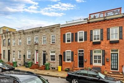 819 S Glover Street, Baltimore, MD 21224 - #: MDBA490282