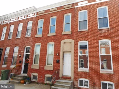 2215 Orleans Street, Baltimore, MD 21231 - #: MDBA490294