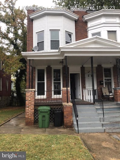 808 Cator Avenue, Baltimore, MD 21218 - #: MDBA490374