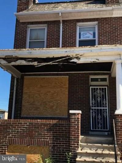 1653 Ruxton Avenue, Baltimore, MD 21216 - #: MDBA490390