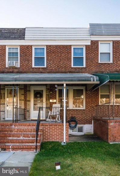 3733 Lyndale Avenue, Baltimore, MD 21213 - #: MDBA490438