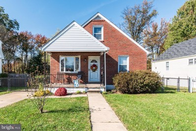 6406 Alta Avenue, Baltimore, MD 21206 - #: MDBA490506