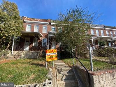 5317 Maple Avenue, Baltimore, MD 21215 - #: MDBA490530