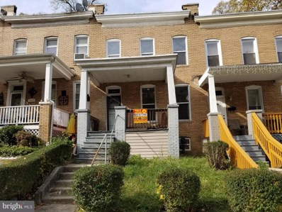 2550 Druid Park Drive, Baltimore, MD 21215 - #: MDBA490546