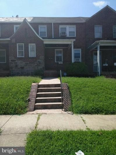 2220 N Rosedale Street, Baltimore, MD 21216 - #: MDBA490550