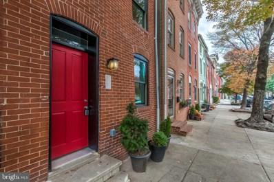 1922 Bank Street, Baltimore, MD 21231 - #: MDBA490580