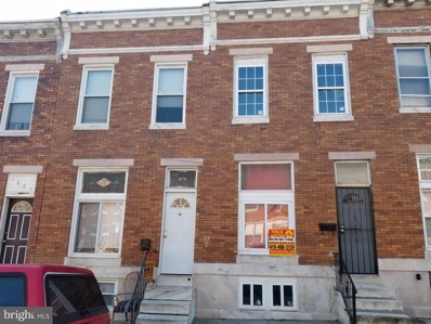 1677 Darley Avenue, Baltimore, MD 21213 - #: MDBA490586