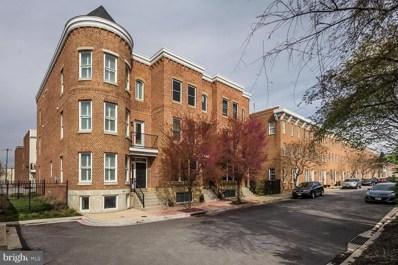 1828 Webster Street, Baltimore, MD 21230 - #: MDBA490662