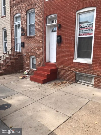 1136 Washington Boulevard, Baltimore, MD 21230 - #: MDBA490678
