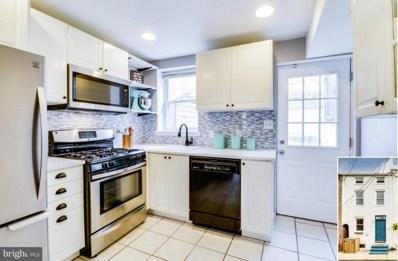 1227 Durst Street, Baltimore, MD 21230 - #: MDBA490698