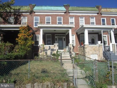 2910 Ridgewood Avenue, Baltimore, MD 21215 - #: MDBA490712