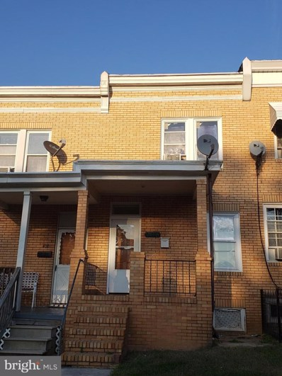 4018 Eierman Avenue, Baltimore, MD 21206 - #: MDBA490770