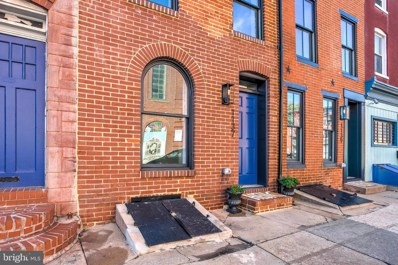 1137 Hollins Street, Baltimore, MD 21223 - #: MDBA490772