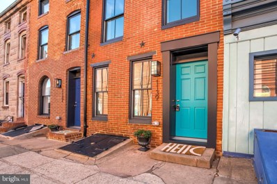 1139 Hollins Street, Baltimore, MD 21223 - #: MDBA490774