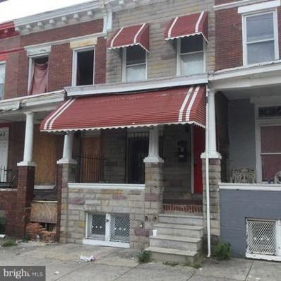 2539 Biddle Street, Baltimore, MD 21213 - #: MDBA490784