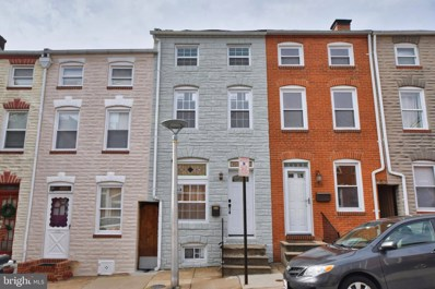228 S Castle Street, Baltimore, MD 21231 - #: MDBA490794