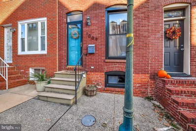 1009 S Robinson Street, Baltimore, MD 21224 - #: MDBA490804
