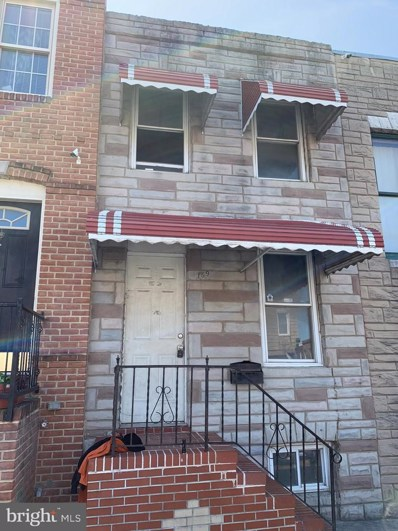 1169 Washington Boulevard, Baltimore, MD 21230 - #: MDBA490824