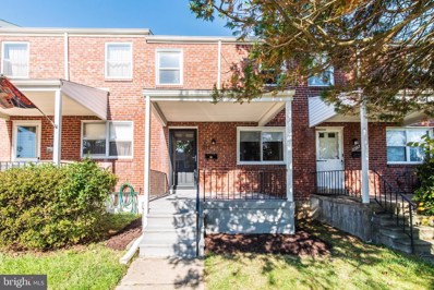 1812 Swansea Road, Baltimore, MD 21239 - #: MDBA490868