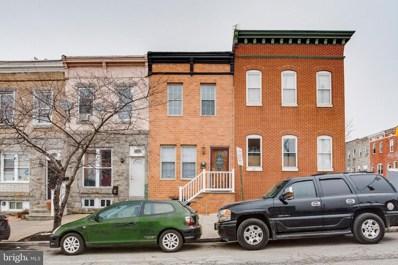 39 S Highland Avenue, Baltimore, MD 21224 - #: MDBA490900