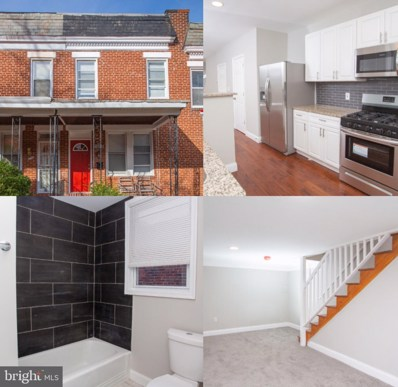 2710 Ellicott Drive, Baltimore, MD 21216 - #: MDBA490908