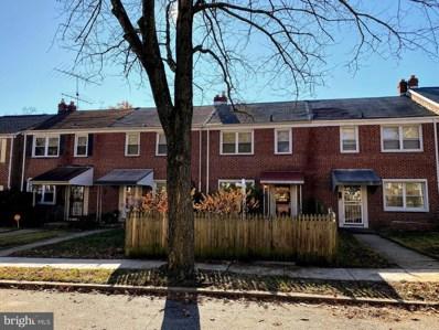 823 Benninghaus Road, Baltimore, MD 21212 - #: MDBA490956