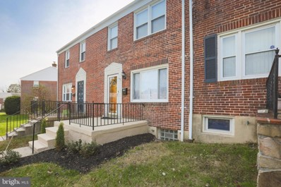 250 East Medwick Garth, Baltimore, MD 21228 - #: MDBA491000