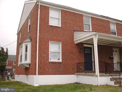 5404 Leith Road, Baltimore, MD 21239 - #: MDBA491022