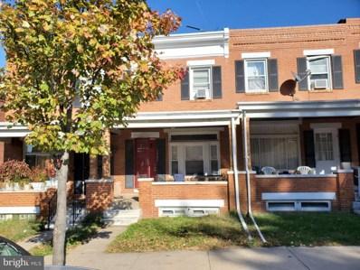 3402 Chesterfield Avenue, Baltimore, MD 21213 - #: MDBA491024