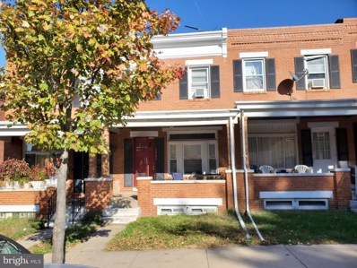 3402 Chesterfield Avenue, Baltimore, MD 21213 - #: MDBA491024