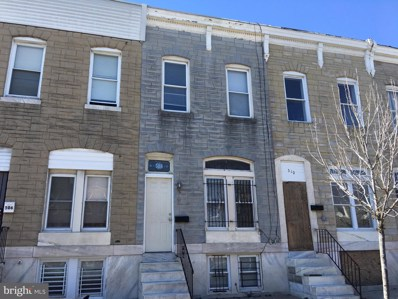 508 N Luzerne Avenue, Baltimore, MD 21205 - #: MDBA491032