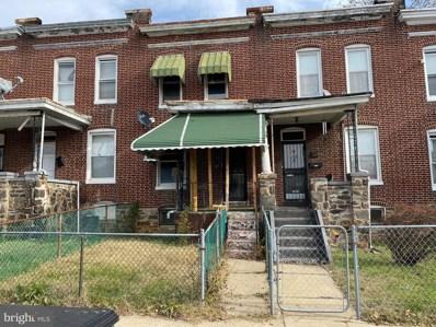 31 S Hilton Street, Baltimore, MD 21229 - #: MDBA491070