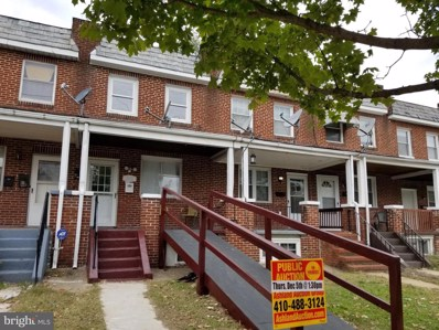 3536 4TH Street, Baltimore, MD 21225 - #: MDBA491080