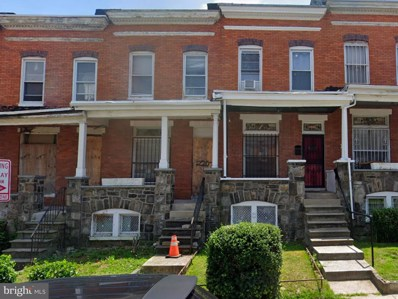 2207 Baker Street, Baltimore, MD 21216 - #: MDBA491094