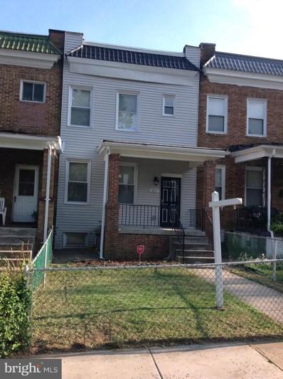 3827 Boarman Avenue, Baltimore, MD 21215 - #: MDBA491102