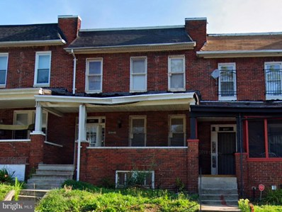 2908 Baker Street, Baltimore, MD 21216 - #: MDBA491104