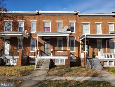 3040 Windsor Avenue, Baltimore, MD 21216 - #: MDBA491124