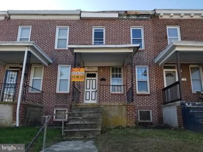 3317 Lyndale Avenue, Baltimore, MD 21213 - #: MDBA491128