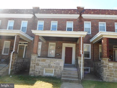 3063 Mayfield Avenue, Baltimore, MD 21213 - #: MDBA491150