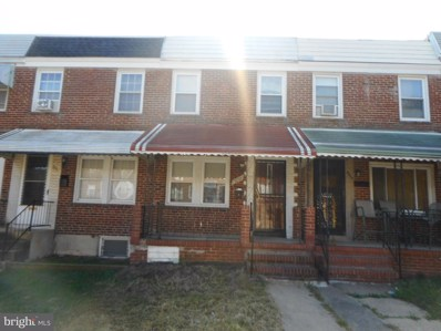 3859 Lyndale Avenue, Baltimore, MD 21213 - #: MDBA491152