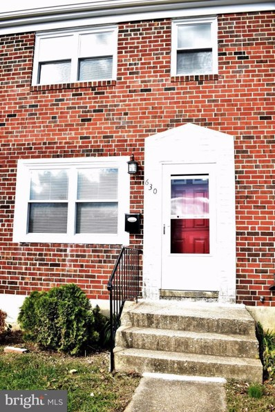 630 Charraway Road, Baltimore, MD 21229 - #: MDBA491176