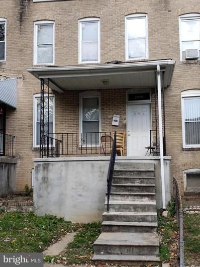 2828 Boarman Avenue, Baltimore, MD 21215 - #: MDBA491200