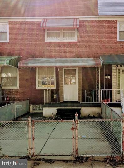 6137 Cardiff Avenue, Baltimore, MD 21224 - #: MDBA491238