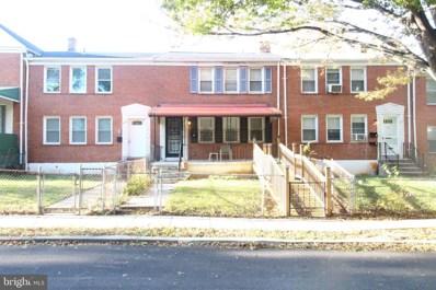 4052 Edgewood Road, Baltimore, MD 21215 - #: MDBA491264