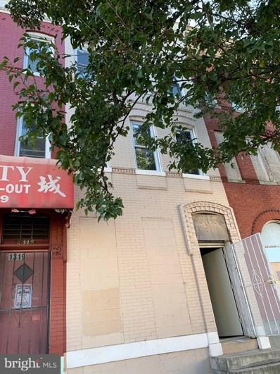 1321 W North Avenue, Baltimore, MD 21217 - #: MDBA491350