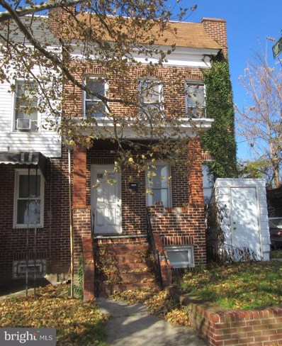 4414 Belair Road, Baltimore, MD 21206 - #: MDBA491354