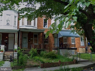 3012 Presstman Street, Baltimore, MD 21216 - #: MDBA491410