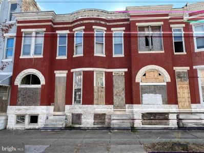 1907 W Fayette Street, Baltimore, MD 21223 - MLS#: MDBA491432